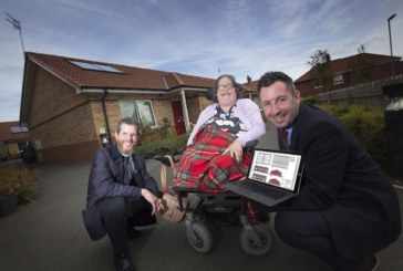 Trustee helps disabled tenants