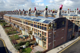 Complying with London's zero carbon dwellings policy