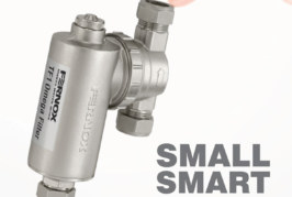 Fernox introduces TF1 Omega Filter for domestic market