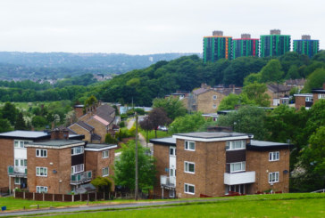Sheffield City Council reroofing project
