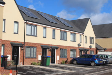 Lyng Community Association completes affordable housing scheme