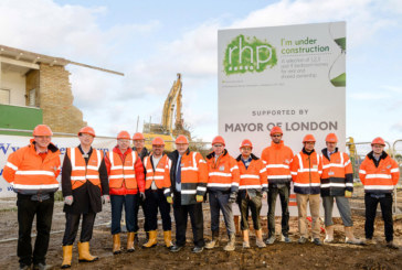 RHP demolition event for Hounslow regeneration scheme