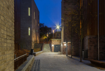 Thorn LED in new student accommodation