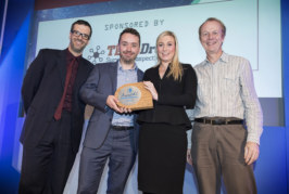 Plus Dane Housing 'best in class' at SHIFT Awards