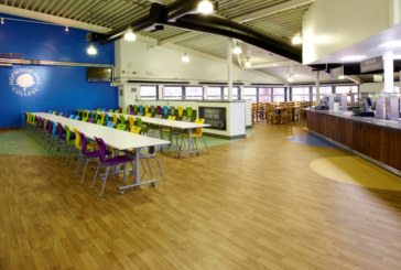 Colour added to Hopwood Hall College refectory