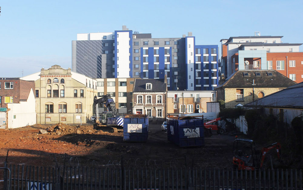New affordable homes as Hightown Housing Association moves into Luton
