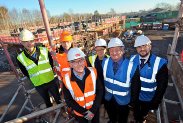 £4.2m Coventry affordable housing development on track for summer completion