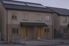 Rockwool insulation helps deliver energy-efficient homes
