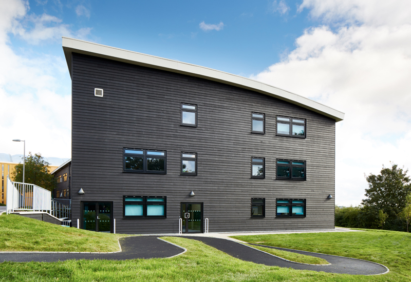 county council appoints modular building speci