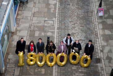 Stockport's Underbanks win £1.8m National Lottery boost