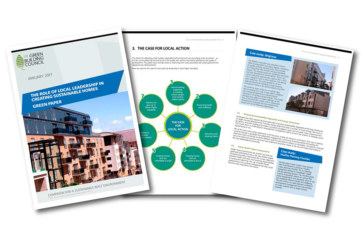 UK-GBC Sustainable Homes Green Paper