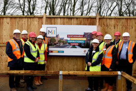 Groundwork starts on first of 800 new homes at £100m Cardiff urban village