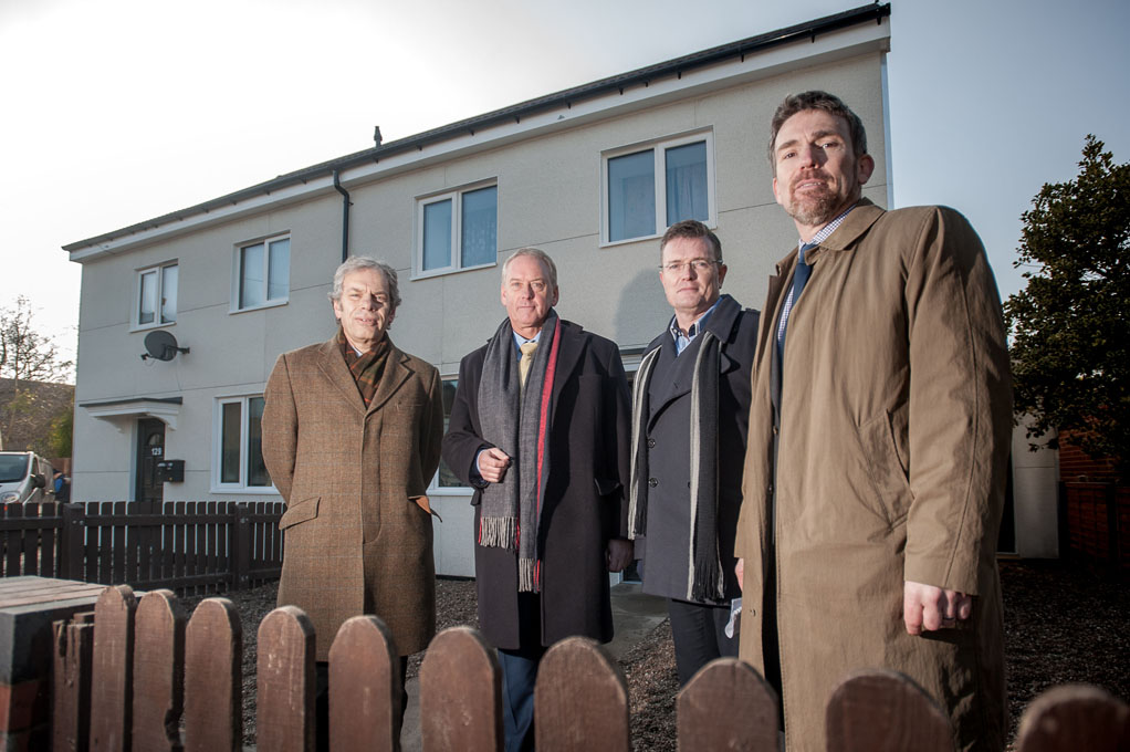 Project transforms social housing in Birmingham into energy-efficient smart homes