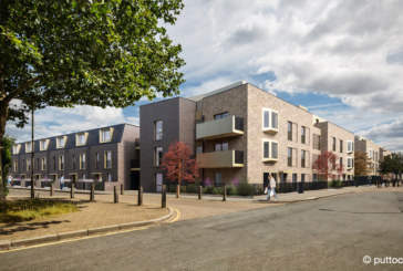 Milestone reached in new homes and health centre plan for Garratt Lane regeneration