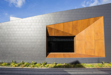 Youth centre delivers award winning design with Thrutone Fibre Cement Slate from Marley Eternit