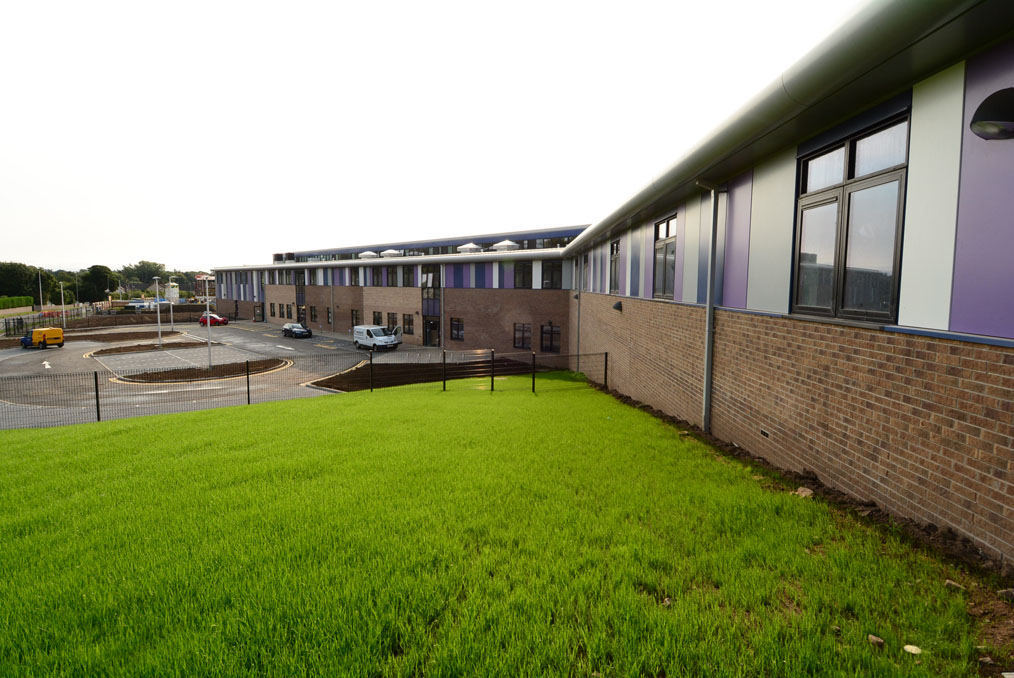 Robertson Tayside celebrates opening of new £8.1m school building in Dundee
