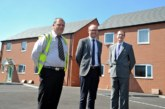 First modular homes to be built by a housing association land in Coventry