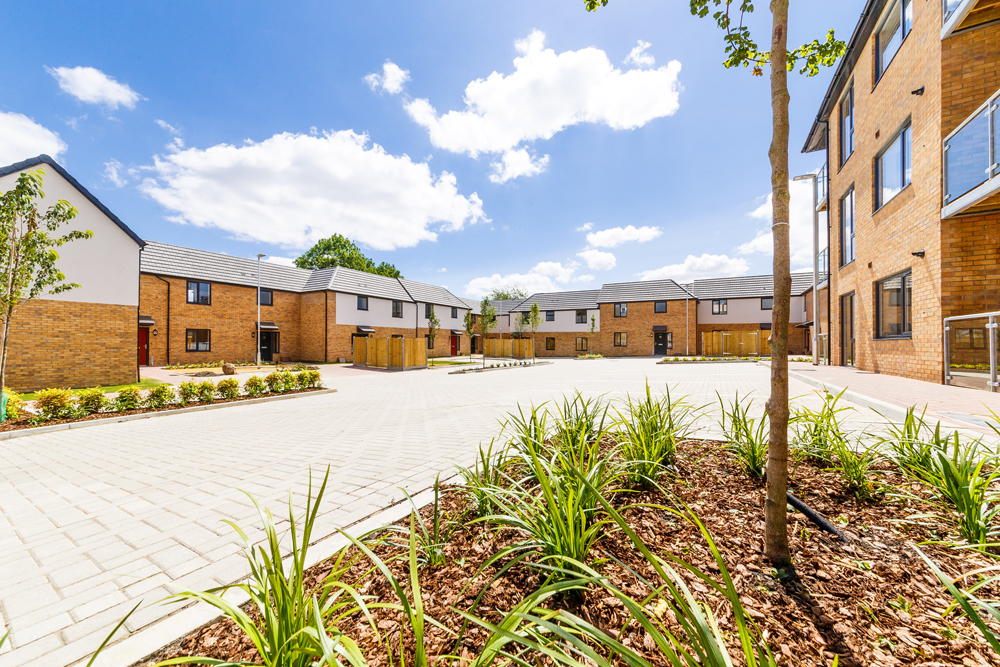 Tenants set for Stevenage's first newly-built council homes since the 1980s