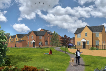 Planning permission granted for the construction of 116 much needed new homes in Seaham