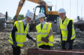 Constructive experience at new affordable city housing development inspires South Leeds students