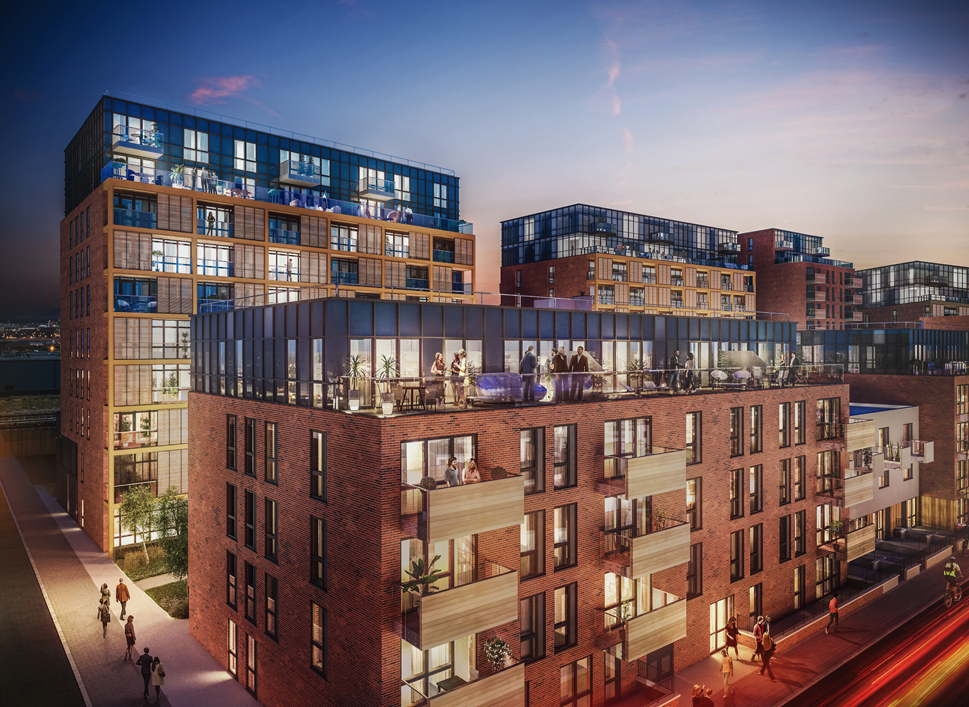 Peabody launches latest shared ownership homes at Merchants Walk