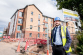 £4.9m Fleming Place housing development on track to be completed in February 2018