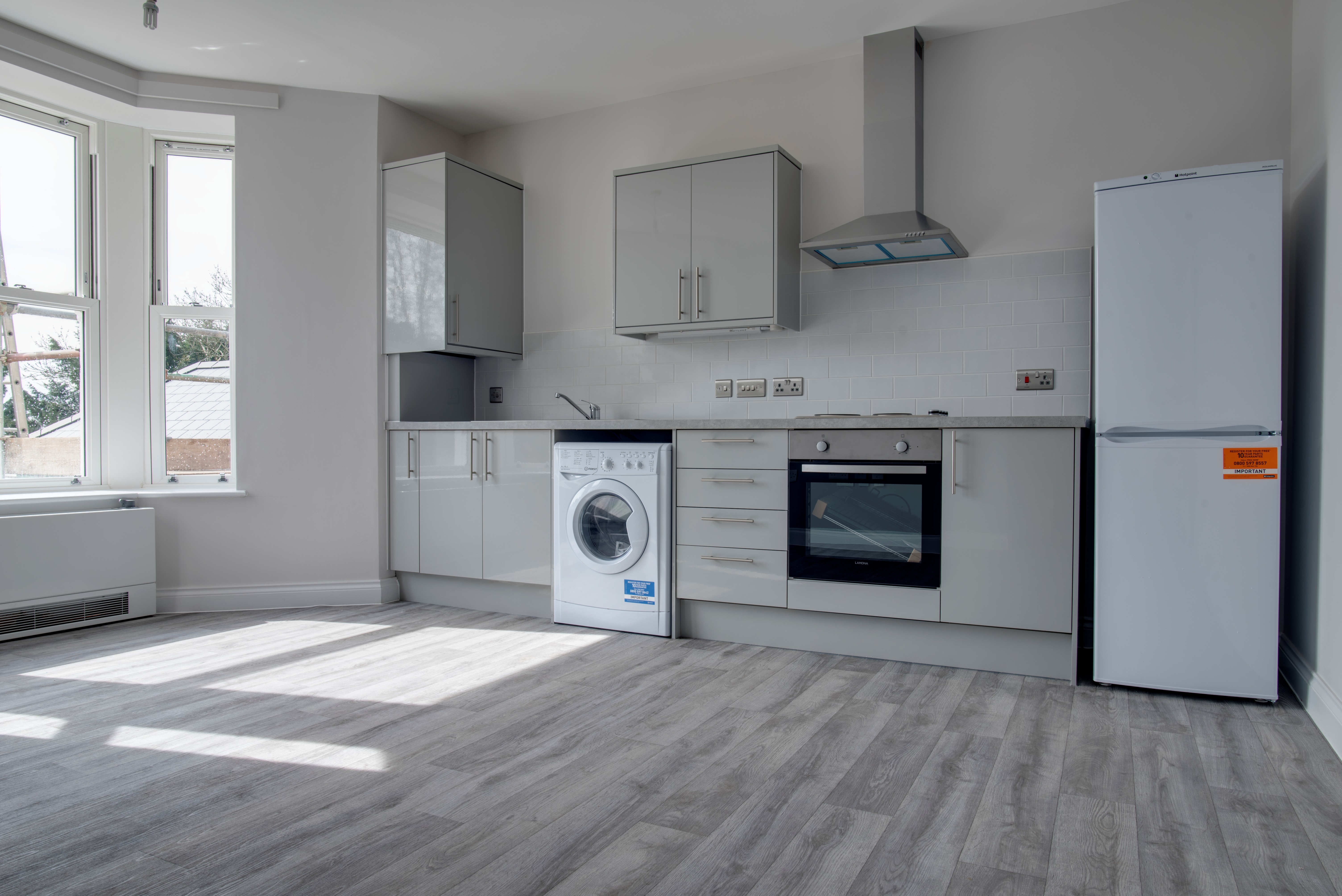 Polyflor flooring helps create modern social housing apartments in Newport