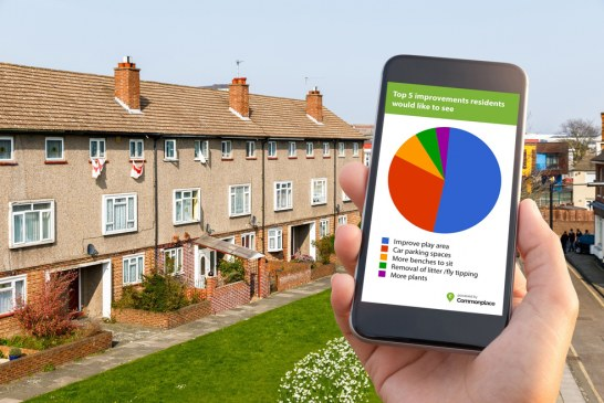 Achieving greater stakeholder and resident engagement using digital tools