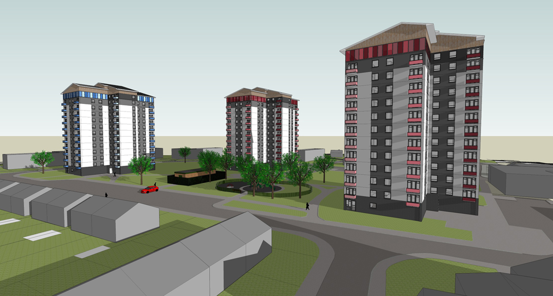 Lovell selected for £9.7m Oldbury flats refurbishment