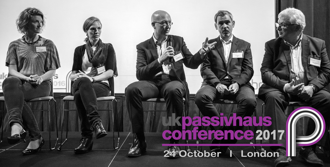 The 2017 UK Passivhaus Conference targets social housing providers with dedicated seminar stream