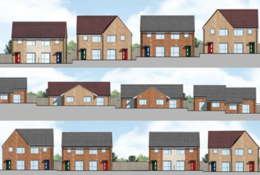 Planning permission granted for a new development of affordable homes in Seaham