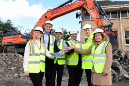 Empty office redevelopment set to create 48 affordable homes in Bracknell