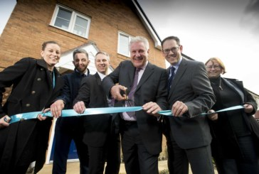 New Stonewater homes make Yapton village more affordable for local people