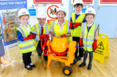 Hard hats help Hull pupils get ahead when it comes to construction site safety