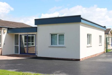 Saint-Gobain Weber's webermineral TF render selected for Poyntzpass Primary School project