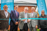 Smart new affordable homes open in Crawley  with an 'imperial' twist