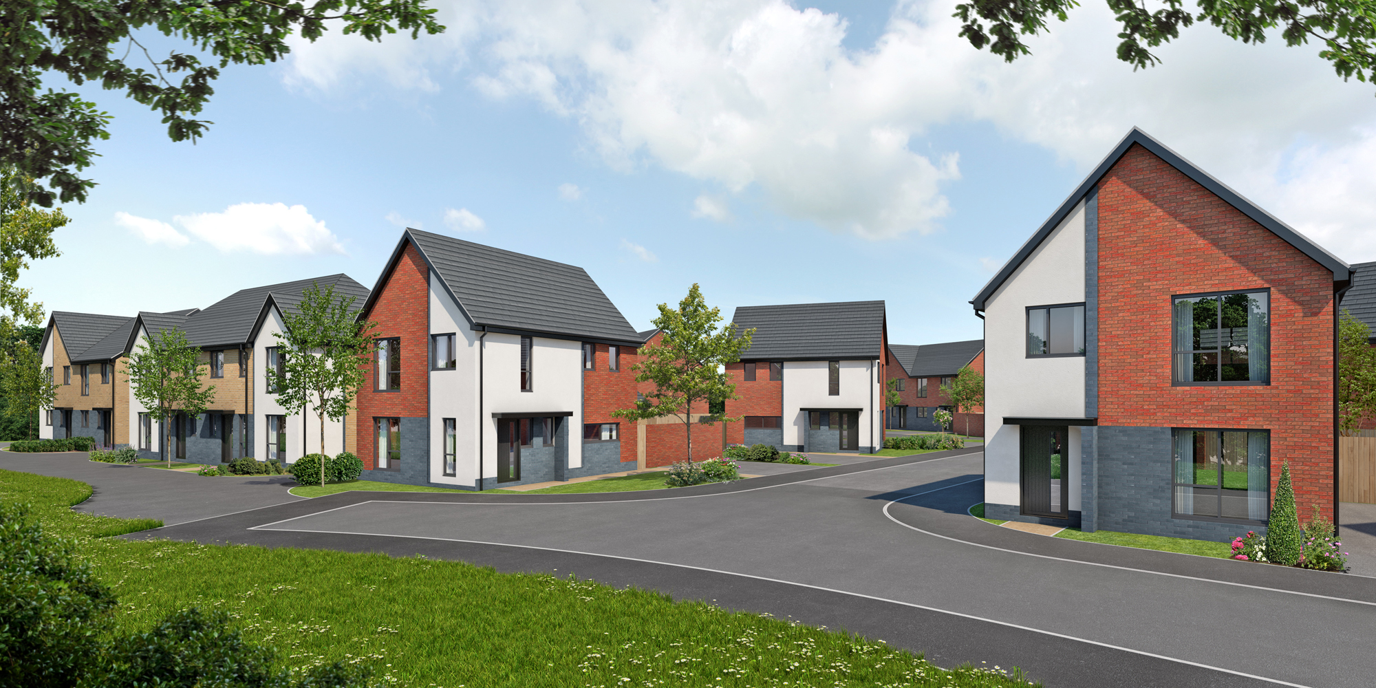 First look at new homes for sale in Knowsley