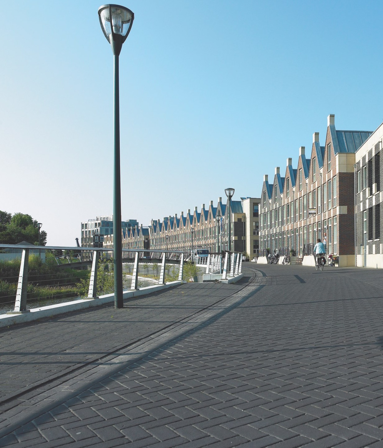 Wienerberger expands its range of clay pavers