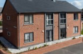 Redland tiles and Innofix Clips top off Merseyside housing development