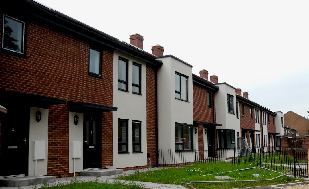 Two Nottingham City Homes projects win national awards