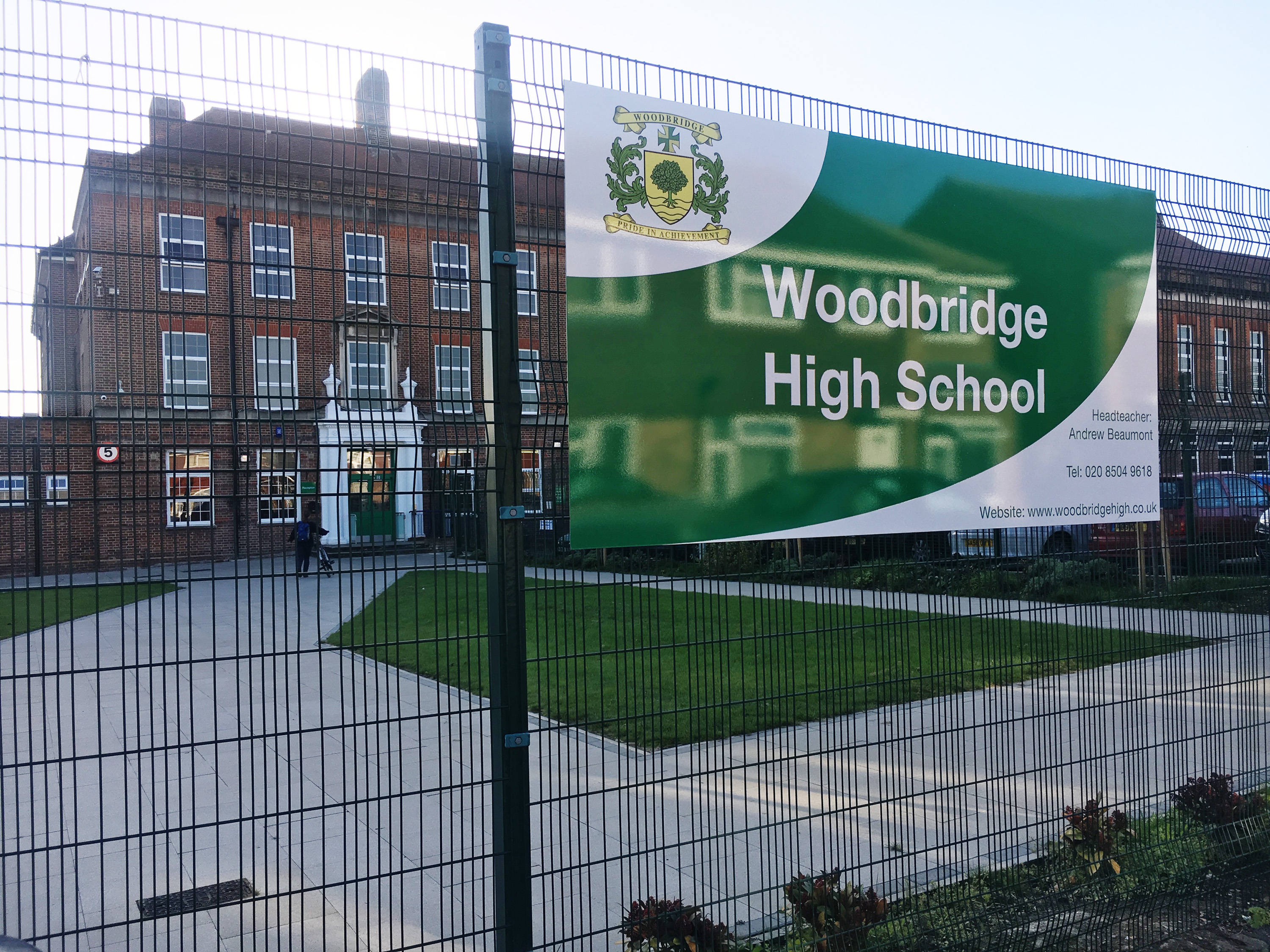 Delta Security helps Woodbridge High School achieve 'lockdown'