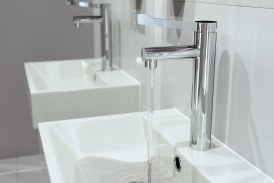 Bristan completes its healthcare offering with launch of non-thermostatic taps
