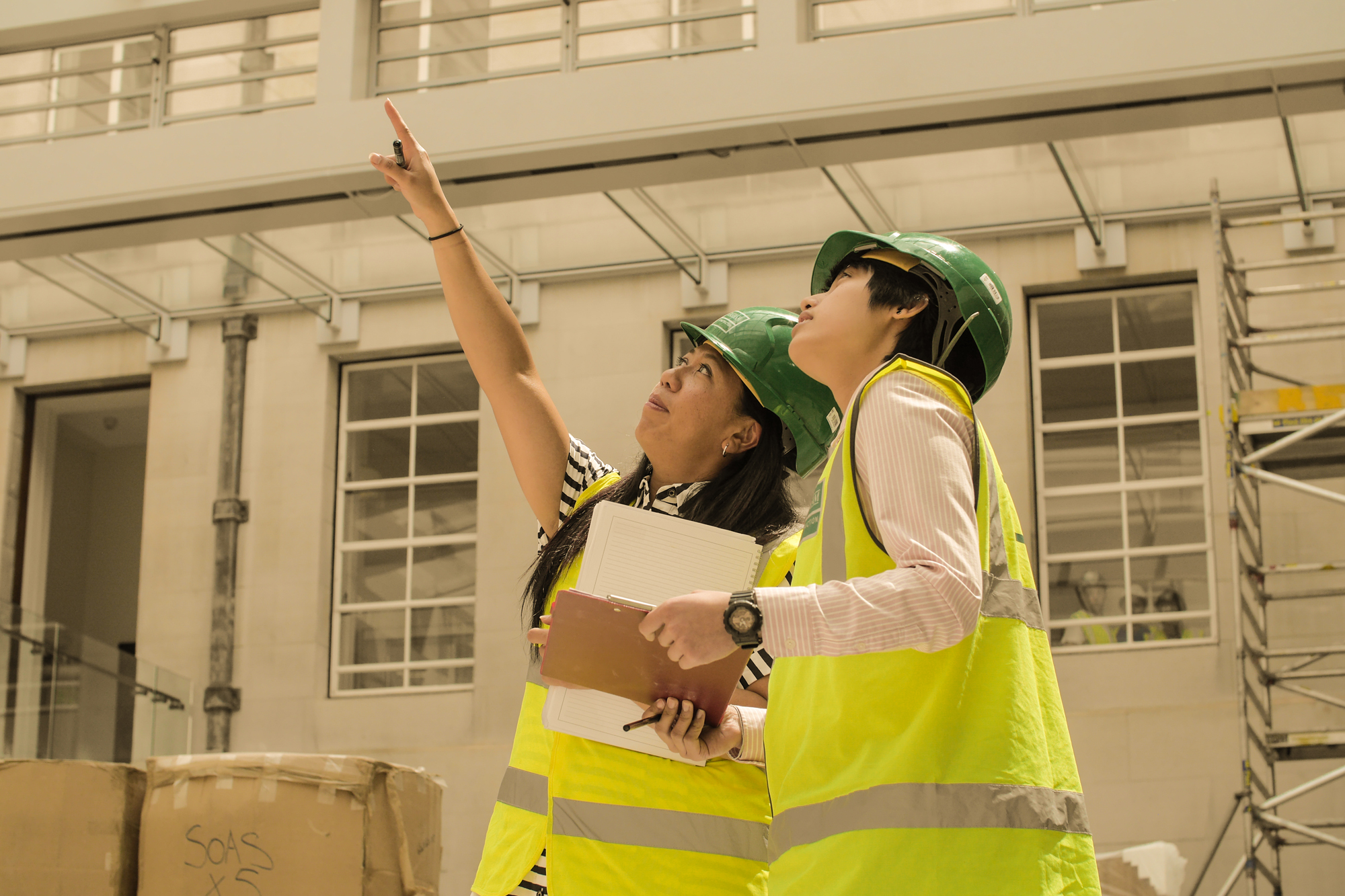 Construction industry aims to tackle skills shortages with Fairness, Inclusion & Respect
