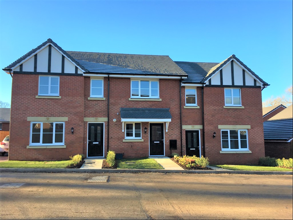Three new affordable developments handed over to Muir