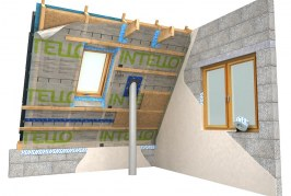 A natural solution for thermally-efficient social housing