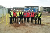 Ceremony marks work starting on new council homes in Doncaster