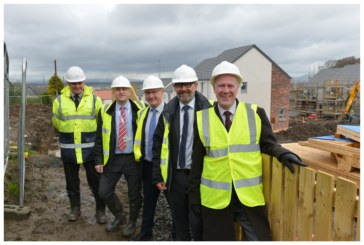 Kingdom completes £18m housing project in Kincardine