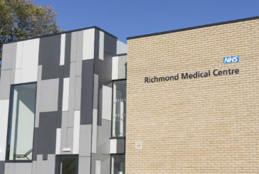 Equitone gives £2m Lincoln medical centre a contemporary look