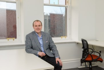 New era for Ingram Enterprise Centre as first tenant moves in