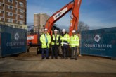 Construction starts at Becontree Heath